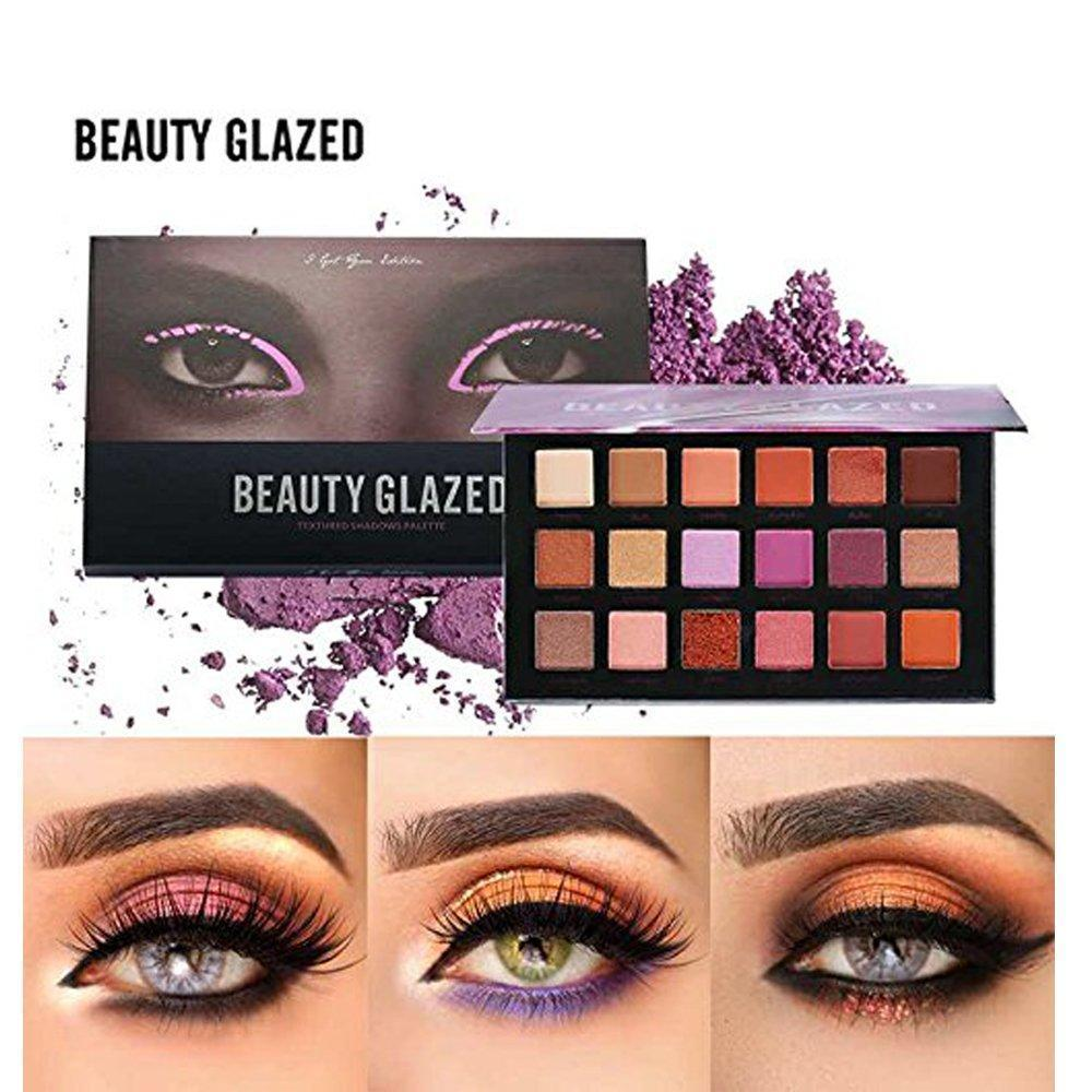 Beauty Glazed Eyeshadow Palette