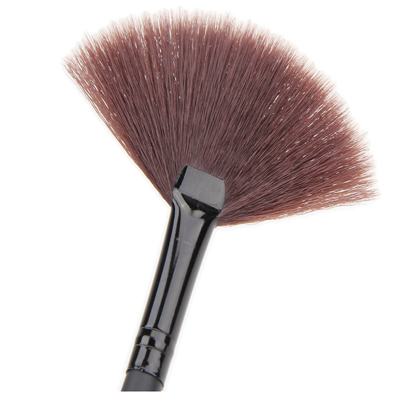 Fan Shape Powder Concealer Blending Brush Foundation Cosmetic Brush