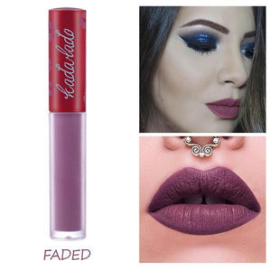 Waterproof Long Lasting Liquid Matte Lipstick Lip Gloss