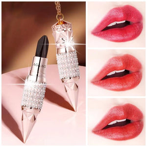 DIAMOTIRA 3-Colors Queen Matte Lipstick