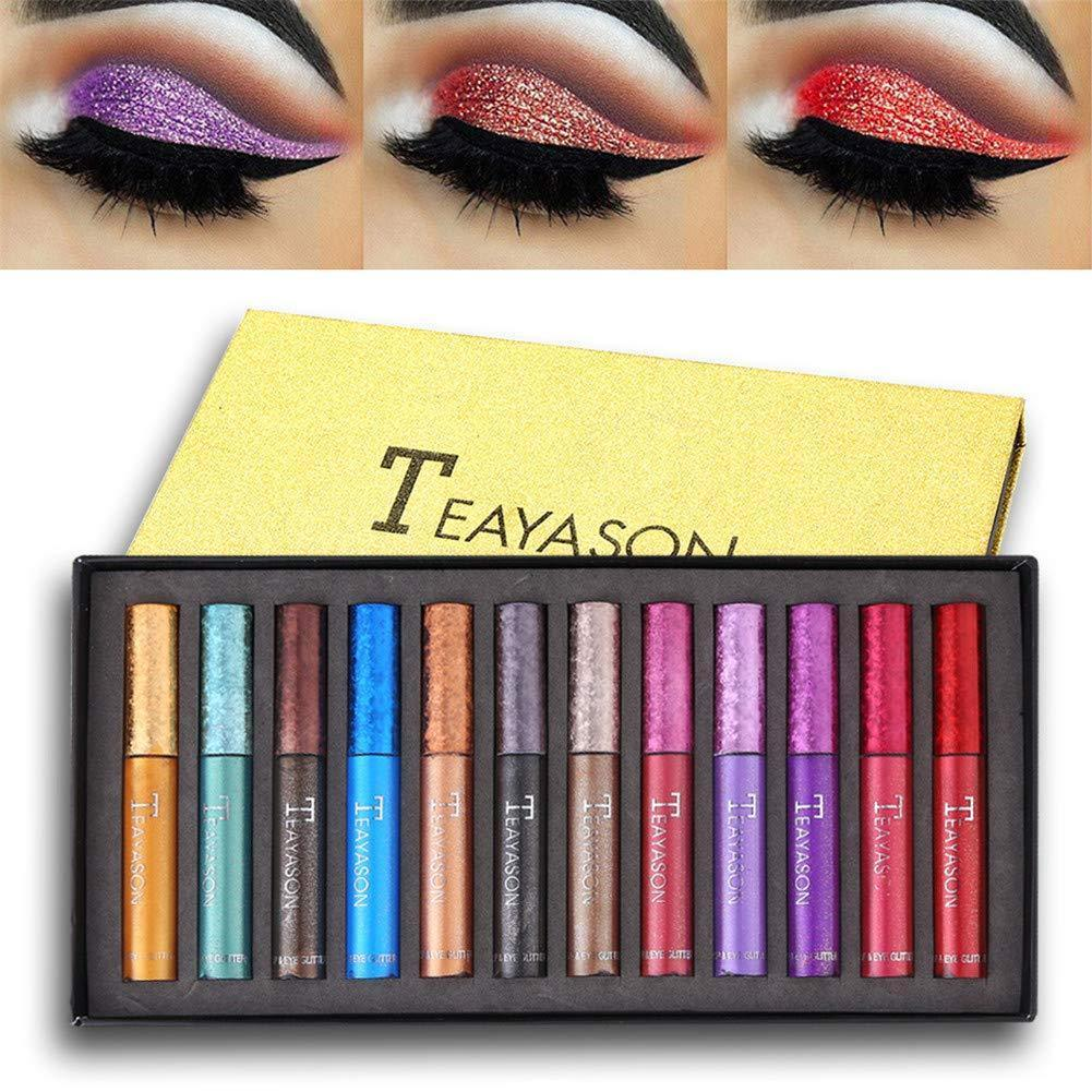 Teayason Liquid Eyeshadow Set