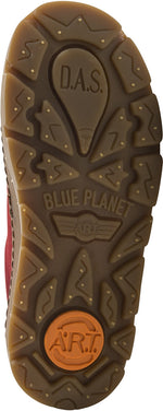 Load image into Gallery viewer, Art Company Blue Planet 1773 Micro Suede Red