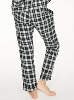 Load image into Gallery viewer, Thought Tehran Pyjama Trousers Midnight Navy
