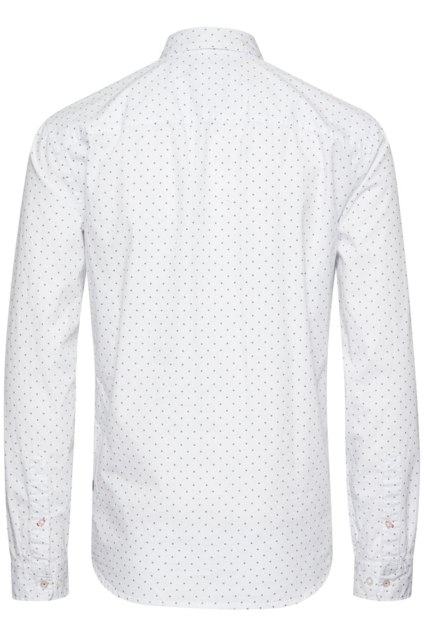 Blend Shirt White A Brilliant Disguise