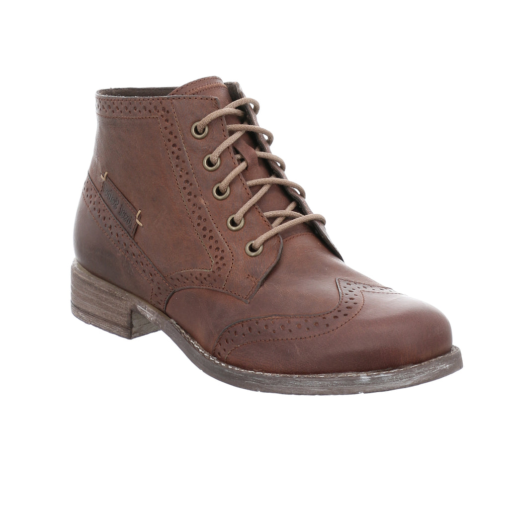 Josef Seibel Brown Boot A Brilliant Disguise