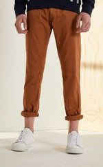 Load image into Gallery viewer, Bellfield Trousers Brown