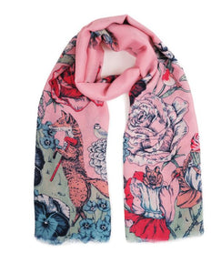 Powder Printed Scarf Summer Fete Candy