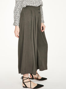 Thought Culottes Grey A Brilliant Disguise