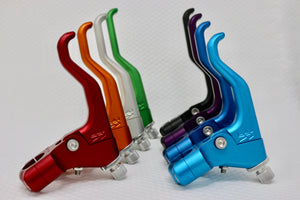 RSC Levers. Tumbled Anodized Finish. Universal Fit. Trigger Series.