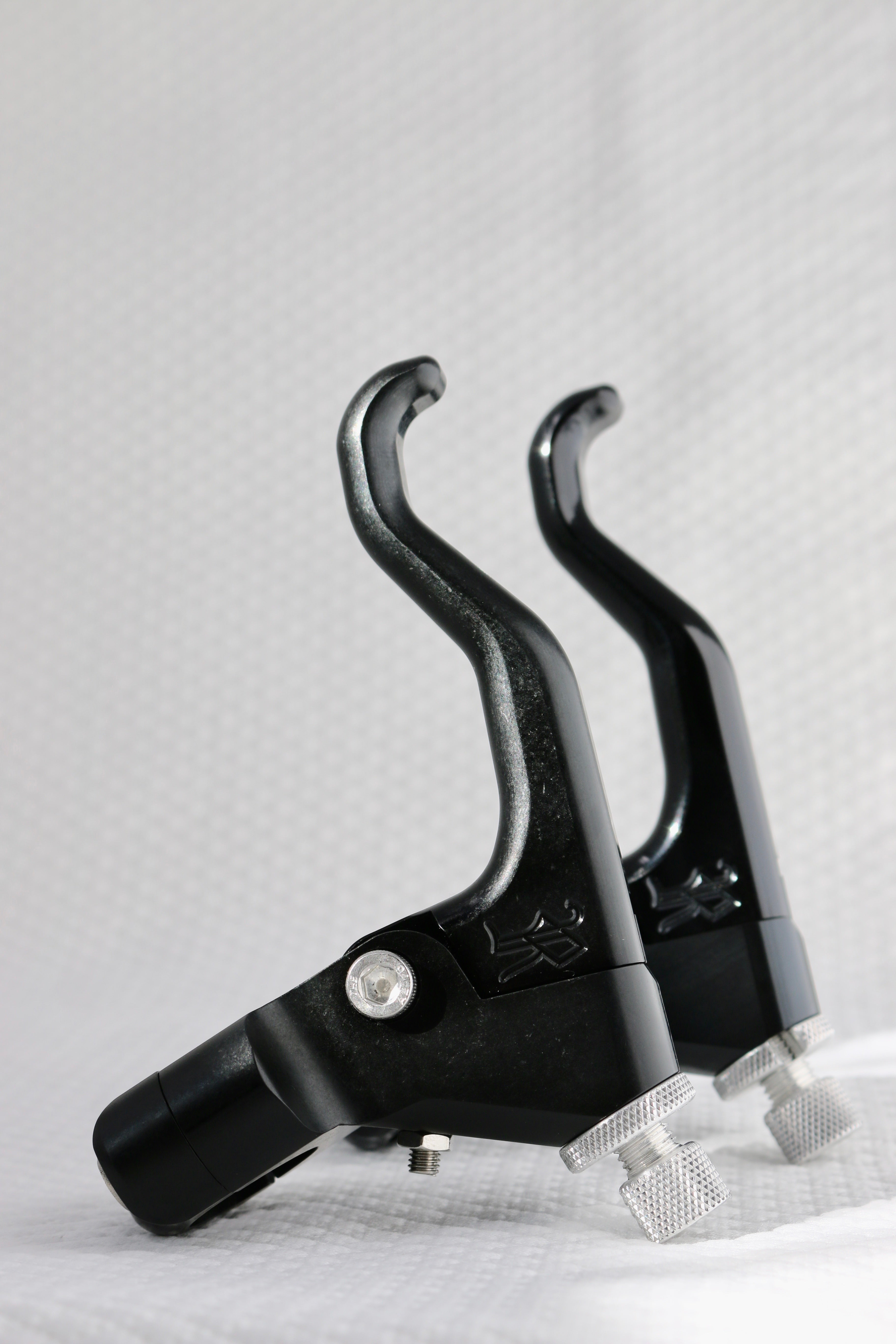 One Finger Universal Trigger Series Tumbled RSC Levers