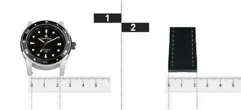 What is my Watch Strap Size?