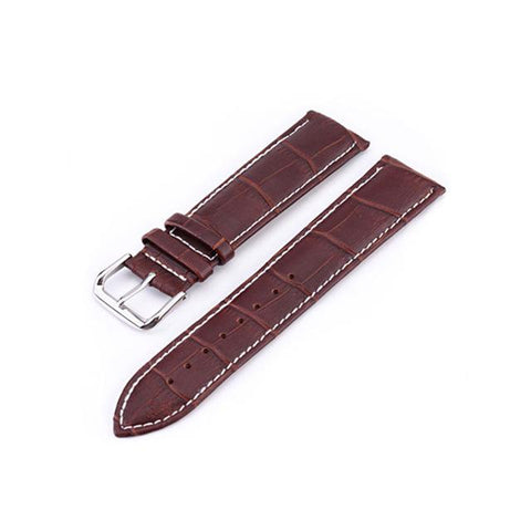 Image of Brown / Black Leather (Silver Buckle) (TWS009)
