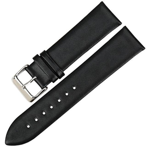 Image of White / Pink / Brown / Black Leather (Silver Buckle) (TWS005)