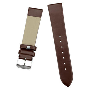 White / Red / Pink / Brown / Black Leather Band With Silver Buckle (TWS112)