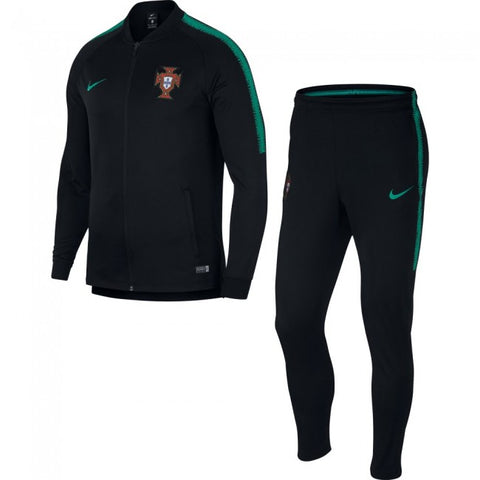 NIKE PORTUGAL SQUAD WARM UP TRACKSUIT 2018/19.