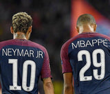 NIKE KYLIAN MBAPPE PARIS SAINT-GERMAIN PSG UEFA CHAMPIONS LEAGUE HOME JERSEY 2017/18 4