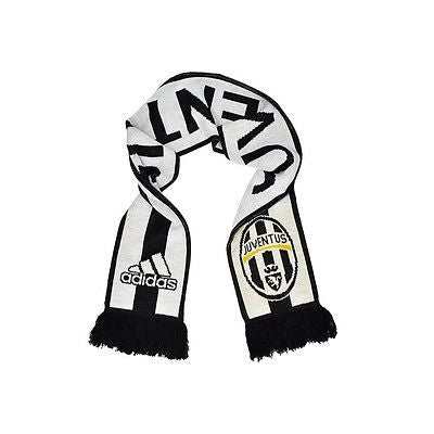 ADIDAS JUVENTUS FC SUPPORTERS SCARF.
