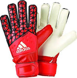 ADIDAS ACE FINGERSAVE JUNIOR GOALKEEPER GLOVES YOUTH Solar Red / Bold