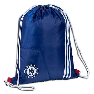 ADIDAS CHELSEA SACKPACK BLUE/WHITE