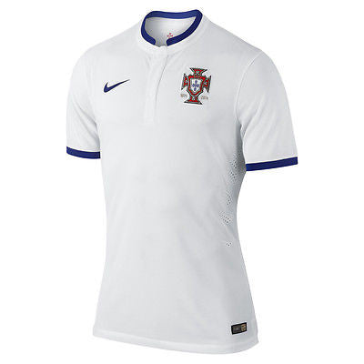 NIKE PORTUGAL AUTHENTIC AWAY JERSEY FIFA WORLD CUP BRAZIL 2014 PLAYERS ISSUE.
