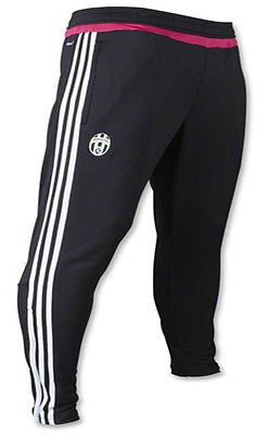 ADIDAS JUVENTUS TRAINING PANT 2015/16 Black/White