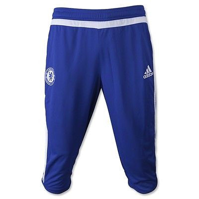 ADIDAS CHELSEA FC 3/4 TRAINING PANTS 2015/16.