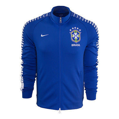 NIKE BRAZIL AUTHENTIC N98 TRACK JACKET.