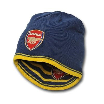 PUMA ARSENAL REVERSIBLE PERFORMANCE BEANIE 1