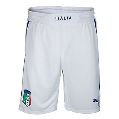 PUMA ITALY HOME / AWAY GAME SHORT 2012/13 ITALIA.