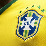 NIKE BRAZIL AUTHENTIC MATCH HOME JERSEY FIFA WORLD CUP 2014 5