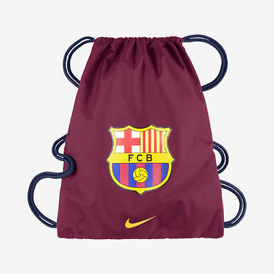 NIKE FC BARCELONA ALLEGIANCE 3.0 GYMSACK 2014/15 Noble Red/Deep Burgundy