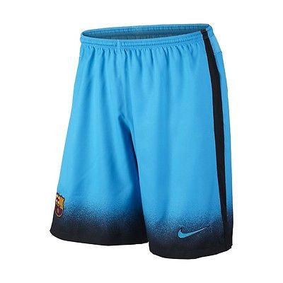 NIKE FC BARCELONA THIRD NIGHT RISING SHORT 2015/16.