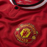 NIKE MANCHESTER UNITED HOME JERSEY 2014/15 BARCLAYS PREMIER LEAGUE.