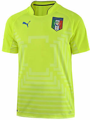 PUMA ITALY GOALKEEPER HOME JERSEY FIFA WORLD CUP 2014 1