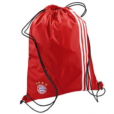 ADIDAS BAYERN MUNICH SACKPACK RED/WHITE