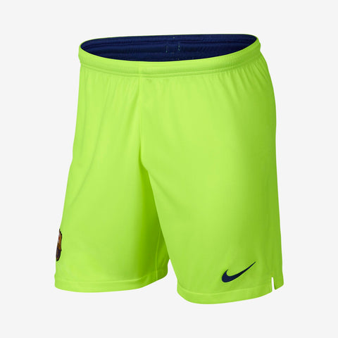 NIKE FC BARCELONA AWAY SHORTS 2018/19 0