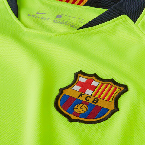sports shoes 7c6ca 6588f NIKE LIONEL MESSI FC BARCELONA WOMEN'S AWAY JERSEY 2018/19.