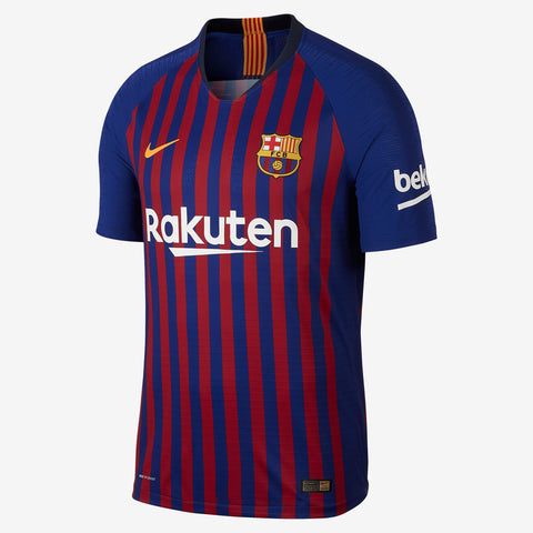 NIKE FC BARCELONA AUTHENTIC VAPOR MATCH HOME JERSEY 2018/19.