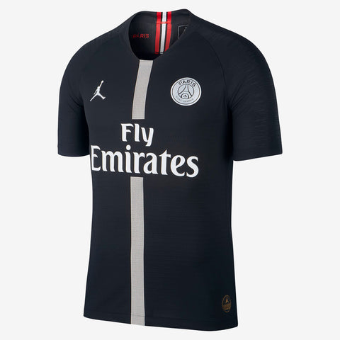 new concept 5f244 456c4 JORDAN KYLIAN MBAPPE PSG PARIS SAINT-GERMAIN CHAMPIONS LEAGUE VAPOR MATCH  HOME JERSEY 2018/19.