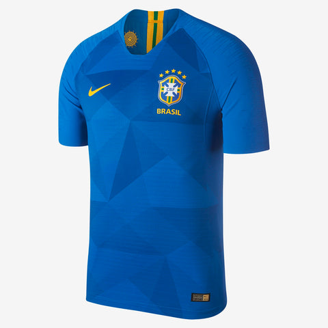 NIKE BRAZIL VAPOR MATCH AWAY JERSEY FIFA WORLD CUP 2018 1