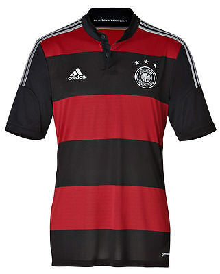 ADIDAS GERMANY YOUTH AWAY JERSEY FIFA WORLD CUP 2014