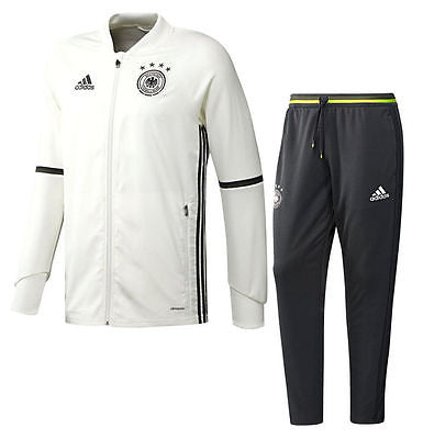 ADIDAS GERMANY YOUTH PRESENTATION SUIT AC6560