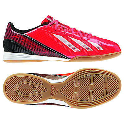 ADIDAS MESSI F10 IN INDOOR SOCCER SHOES FUTSAL INFRARED