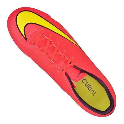 separation shoes 081a6 947aa NIKE MERCURIAL VICTORY V IC JUNIOR YOUTH INDOOR SOCCER FUTSAL SHOES Hyper  Punch