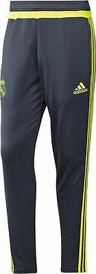 ADIDAS REAL MADRID TRAINING PANTS.