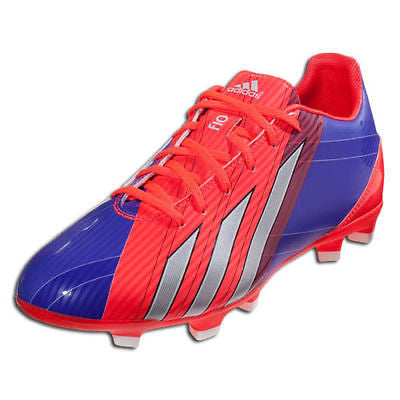 ADIDAS MESSI F10 TRX FG FIRM GROUND SOCCER MICOACH COMPATIBLE SHOES