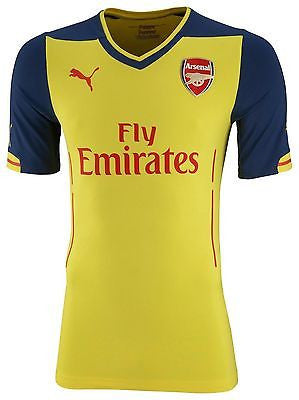 PUMA ARSENAL AWAY JERSEY 2014/15.