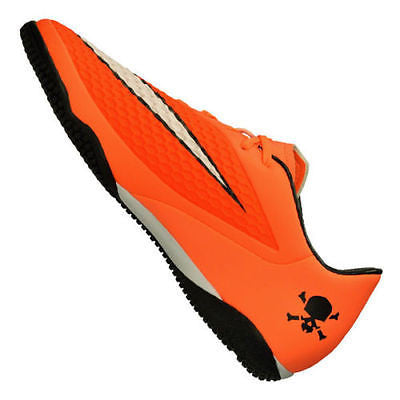 the latest f29d8 bb394 ... NIKE HYPERVENOM PHELON IC INDOOR SOCCER FUTSAL SHOES Hyper Crimson Atomic  Orange ...