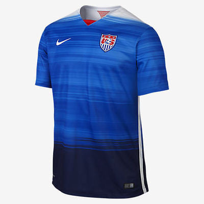 NIKE USMNT USA AWAY JERSEY 2015/16