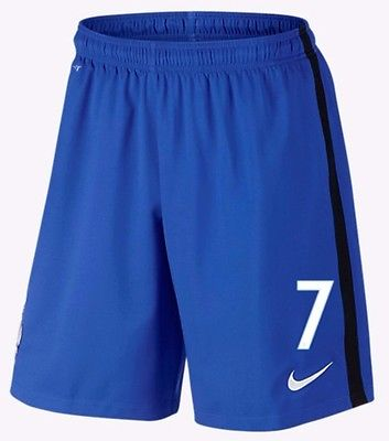 NIKE ANTOINE GRIEZMANN FRANCE HOME GAME SHORT EURO 2016.